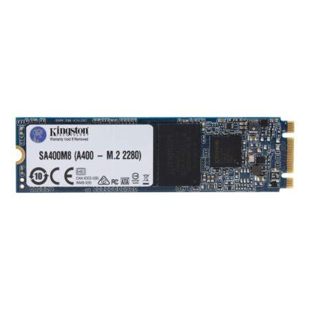 حافظه SSD اینترنال 120گیگابایت Kingston مدل A400 SA400M8/120G
