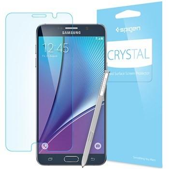 گلس Spigen Crystal Screen Protector For Samsung Galaxy Note 5