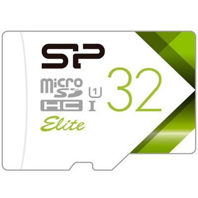 کارت حافظه microSDHC سیلیکون پاور مدل Colorful Elite کلاس 10 استاندارد UHC-I U1 سرعت 85MBps ظرفیت 32 گیگابایت