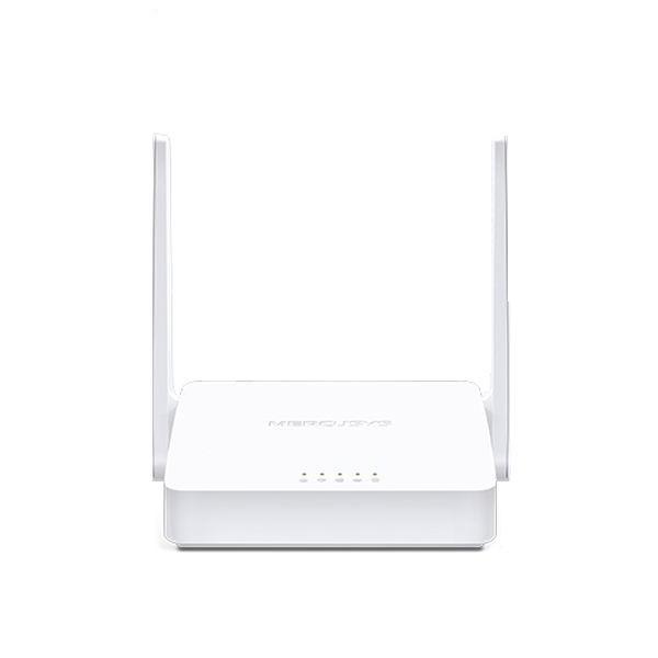 مودم روتر +ADSL2 بی سیم مرکوسیس مدل MW-300D