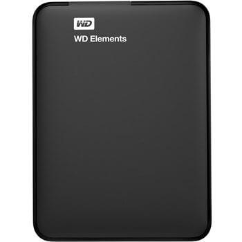 هارد Western Digital Elements External Hard Drive - 2TB