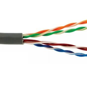 کابل شبکه D-Link NCB-5EUGRYR-305 Cat5E Solid 305M UTP Cable Rolls
