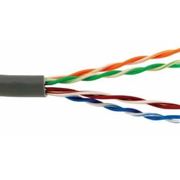 کابل شبکه D-Link NCB-C6UGRYR-100 CAT6 UTP 23AWG Solid