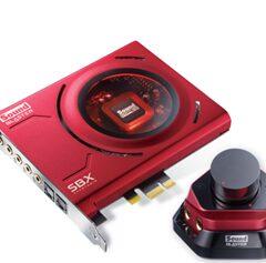 کارت صدا  Creative Sound Blaster ZXR 5.1 PCI-e with ACM Sound Card