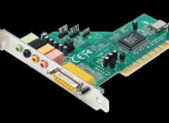 کارت صدا  Non-Brand PCI Sound Card