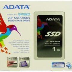 ADATA Premier Pro SP920 SATA III 6Gb/s SSD 1TB