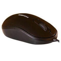 موس Farassoo FOM-3505 Wired Optical Mouse USB