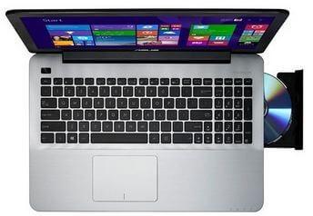 لپ تاپ  ASUS K555LN- Core i7-8GB-1T-2G
