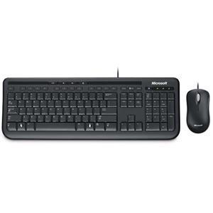 کیبورد Microsoft Desktop 600 Wired Keyboard and Mouse