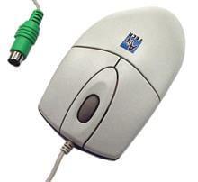 موس A4Tech OP-620 Optical Wheel Mouse PS2