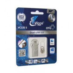 فلش Vicco Man-VC135s-16g