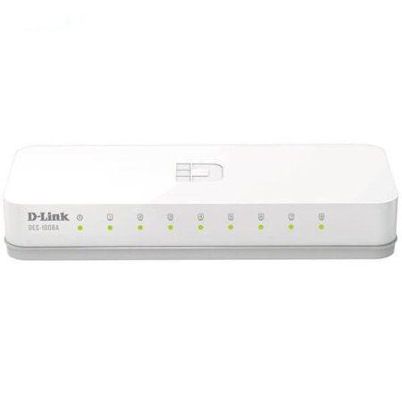 سوییچ D-Link DES-1008A 8-Port Switch